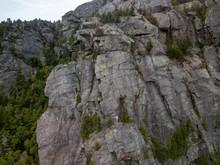 Climbing, Tumbledown Maine