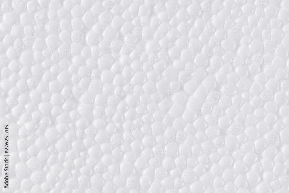 Fototapety, obrazy: Foam plastic macro texture and background