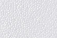 Foam Plastic Macro Texture And Background