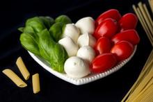 Il Tricolore Nella Cucina Italiana