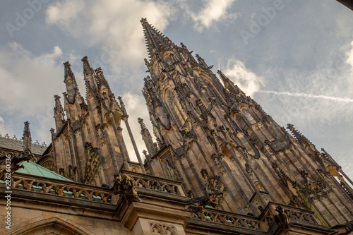 Photo  Veitsdom Prag St. Veit