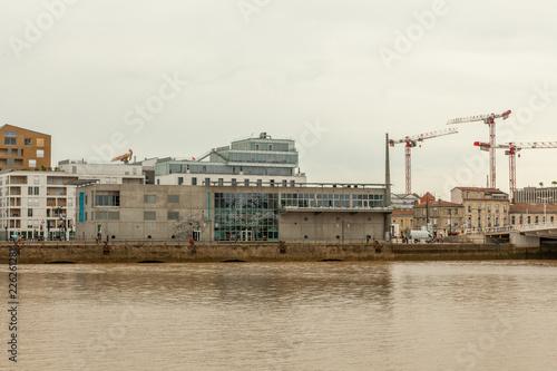 Foto op Aluminium Poort Port de Bordeaux, France
