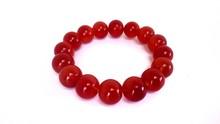 Stone Bracelet Red