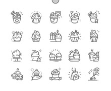 Cupcakes Well-crafted Pixel Pe...