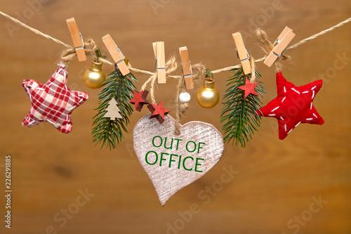 Obraz Out of office - fototapety do salonu