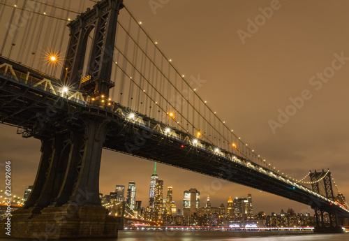 Pont de Manhattan, New York City, USA
