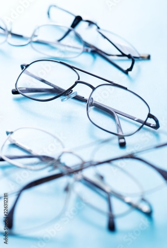 Pairs of glasses