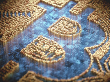 Bitcoin Symbol, Illustration