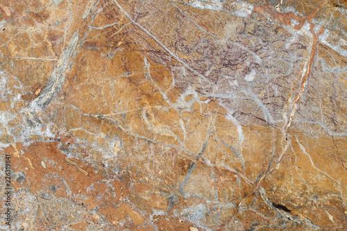 In de dag Stenen marble stone texture background