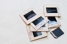 Old 35mm Slides And Modern Mem...