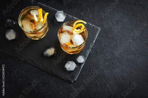 Whiskey or Rum