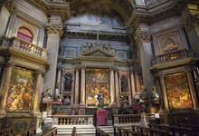 Chapel Of San Gennaro - Naples
