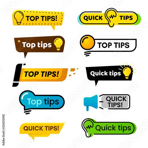 Fotografiet  Quick tips
