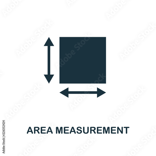 Valokuva  Area Measurement icon
