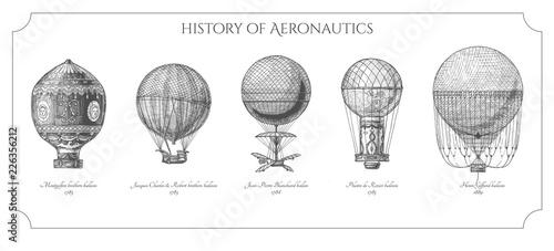 Valokuva  History of Aeronautics