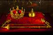 Berło i korona polska