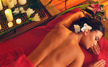 Filipino Massage Of Woman In S...