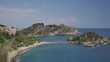 Isola Bella - beautiful island near Sicily, Italy.