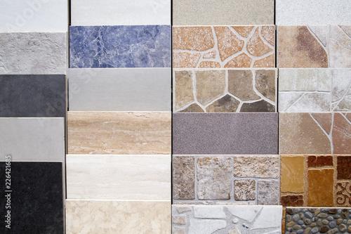 Fotografia, Obraz  Ceramic tiles