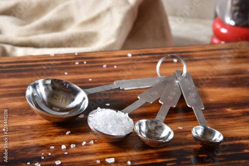 Foto op Plexiglas Aromatische Rock salt