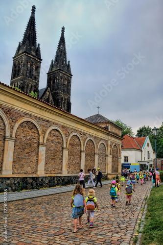Keuken foto achterwand Centraal Europa Prag, St. Peter-und-Paul-Kirche