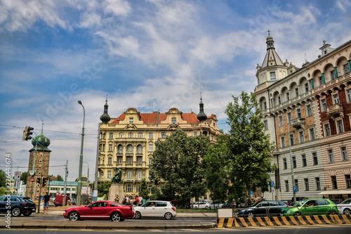 Staande foto Praag Prag
