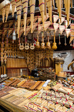 Stall Of Handmade Instruments ...
