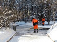 Snow Removal. Communal Service...