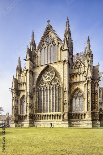 Fotografia  Lincoln Cathedral, England