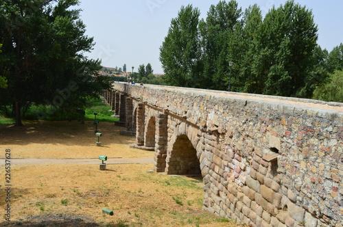Poster Bridges Pont romain de Salamanque