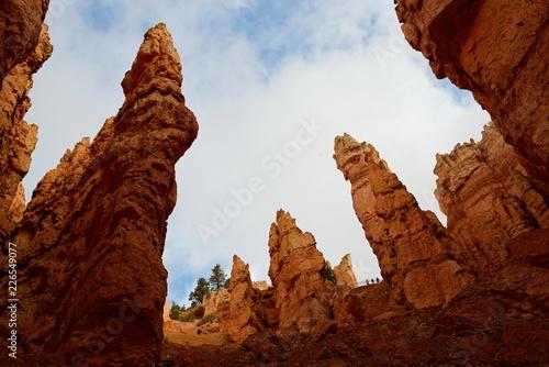 Bryce Canyon Navajo Loop Trail, Utah, USA