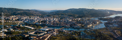 Panoramica de Pontevedra