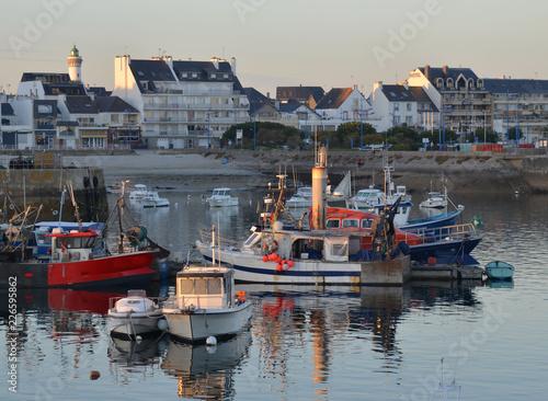 Foto op Aluminium Poort Port Maria, Quiberon, Bretagne, France