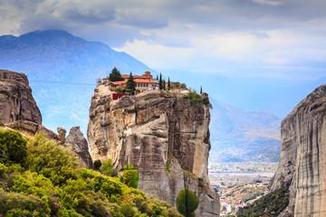 Samostan Svetog Trojstva u Meteorama u Grčkoj