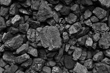 Coal Of Mine Deposit Black Min...