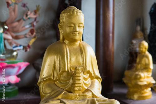 Fotografia  wold buddhism symbols in Asia