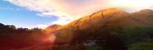 Scottish Highlands Panorama Be...