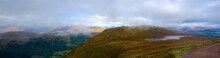 Scottish Highlands Panorama Be...