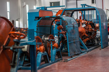 Copper And Aluminium Cable Fac...
