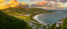 Panorama Of Saint Kitts And It...
