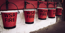 Old Fire Buckets