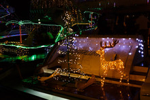 Bright Lights Christmas Boat P...