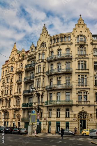In de dag Centraal Europa Prag, Sanierter Altbau