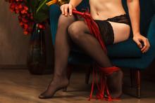 Female Feet And Whips