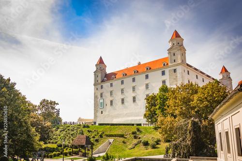 Photo  Bratislava Cityscape