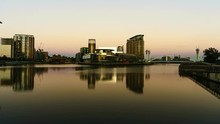 Media City UK Time-lapse Of Th...