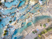 Saturnia Thermal Pool