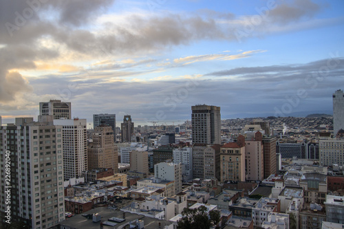 Nob Hill from above