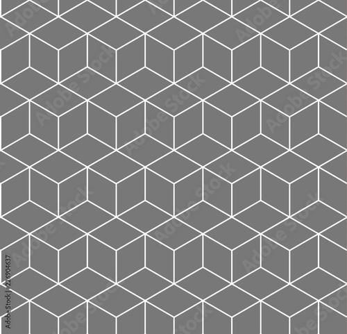 szesciokat-bez-szwu-geometryczny-wzor