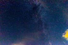 富士山五合目の星空